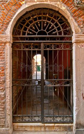 Фотография на тему Венеция, Италия, необычный живописный вид