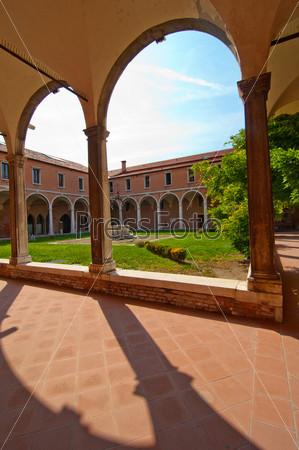 Фотография на тему Венеция, Италия, Скуола Кармини