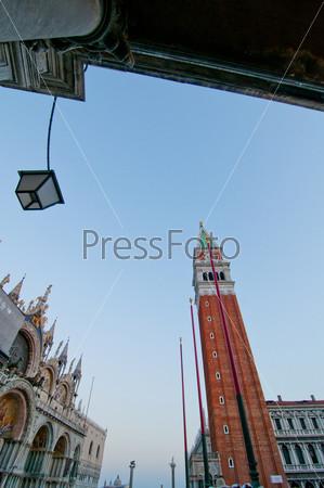 Фотография на тему Италия, площадь Святого Марко