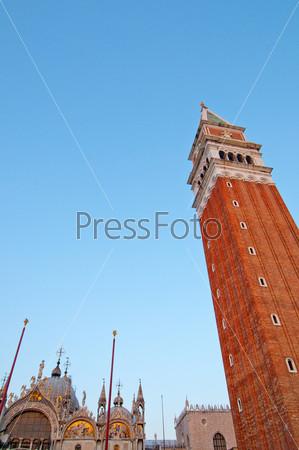 Венеция, Италия, площадь Сан Марко