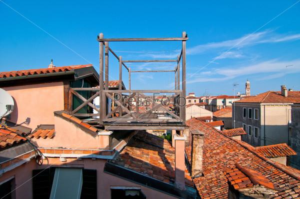 Фотография на тему Венеция, Италия, терраса