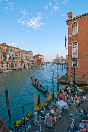 Италия, Венеция, Гранд-канал
