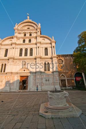 Церковь Святого Заккария, Венеция, Италия