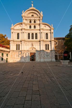 Фотография на тему Церковь святого Заккария, Венеция, Италия