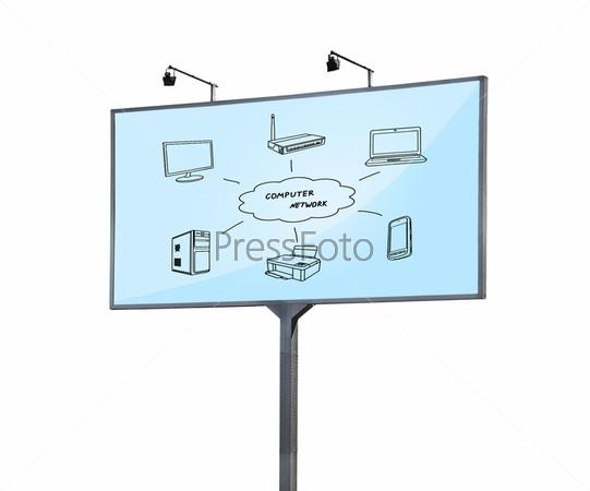 Схема Wi-fi