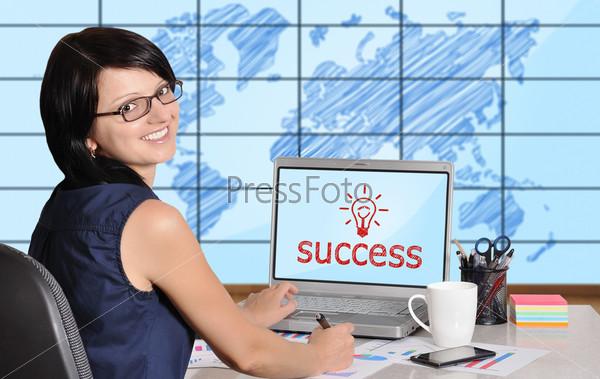 Фотография на тему Концепция успеха