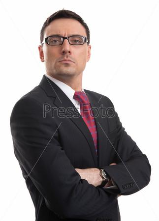 Серьезный бизнесмен