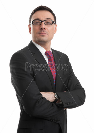 Фотография на тему Уверенный бизнесмен
