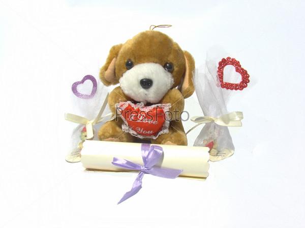 Фотография на тему Сказочное романтическое поздравление с Днем Святого Валентина
