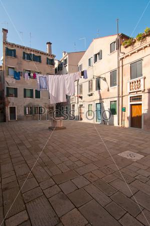 Фотография на тему Живописный вид. Венеция. Италия