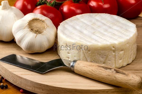 Французский мягкий сыр