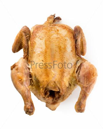 Фотография на тему Жареная курица