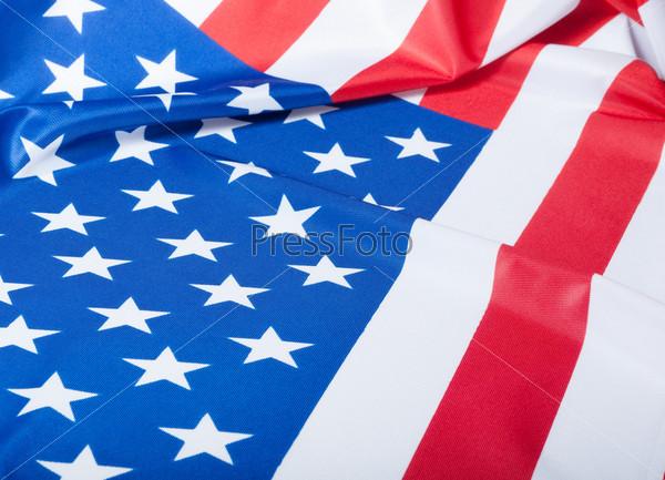 Фотография на тему Флаг США