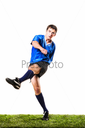 Фотография на тему Футболист