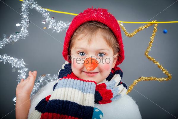 Фотография на тему Снеговик