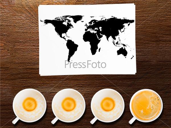 Фотография на тему Мировое кофе