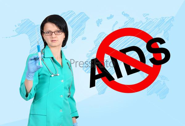Концепция борьбы со СПИДом