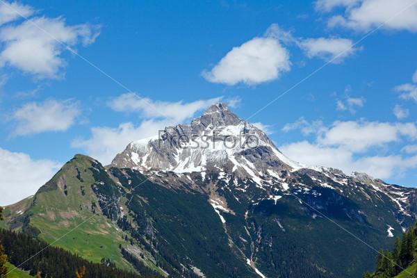 Альпы (Форарльберг, Австрия)