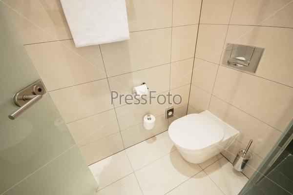 Фотография на тему Современные туалет