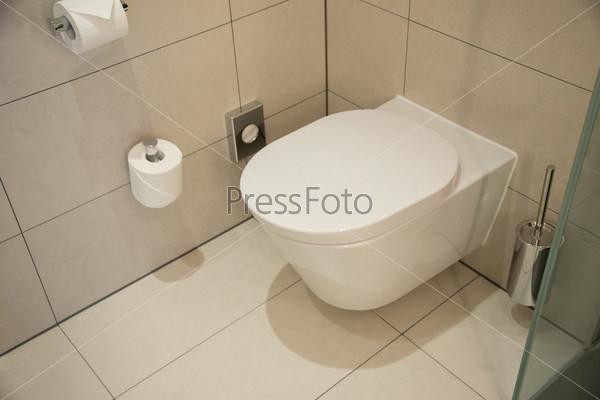 Современные туалет