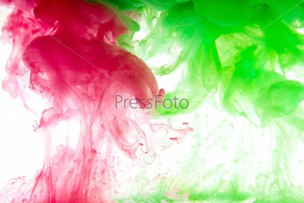 Цветная жидкость