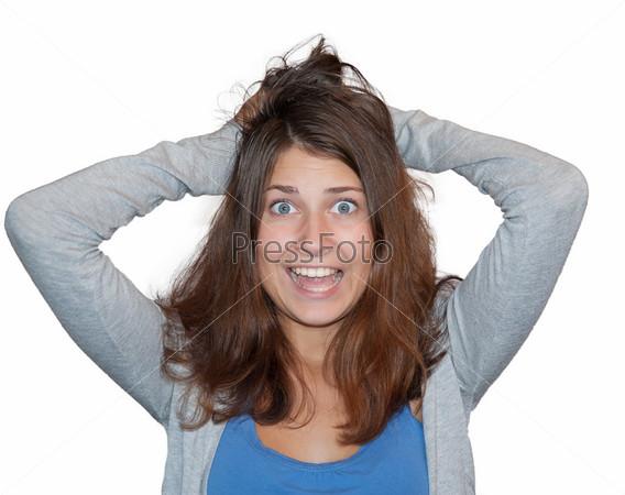 Фотография на тему Потеря волос