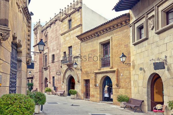 Испанская улица