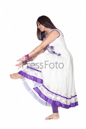 Фотография на тему Индийская девушка