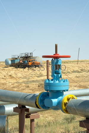 Газовый клапан