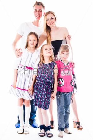 Фотография на тему Счастливая семья