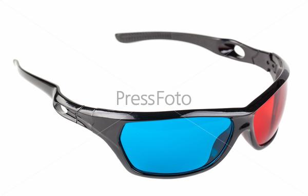 3D пластиковые очки
