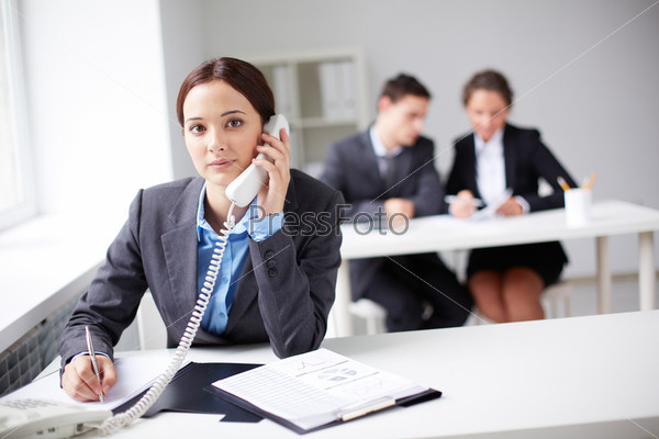 Телефонная консультация