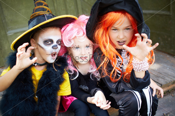 Фотография на тему Страшный Хэллоуин