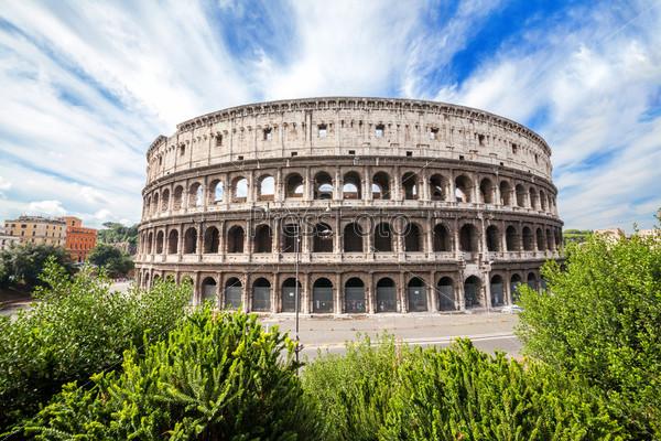 Фотография на тему Колизей в Риме, Италия
