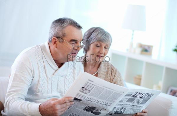 Фотография на тему Читающая пара