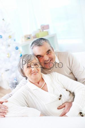 Фотография на тему Пожилая пара