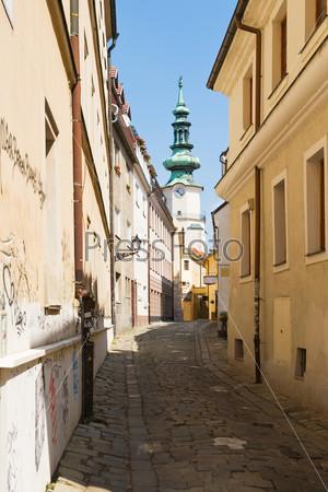 Фотография на тему Братислава - башня Майкла