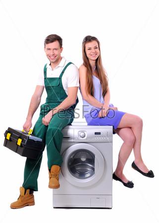 Фотография на тему Ремонт стиральной машины