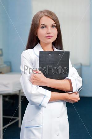 Фотография на тему Женщина-врач
