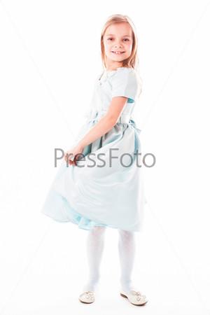 Фотография на тему Маленькая и красивая девочка