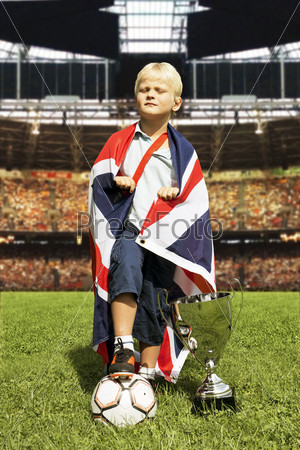 Фотография на тему Британский чемпион