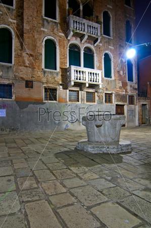 Фотография на тему Живописный вид. Венеция, Италия