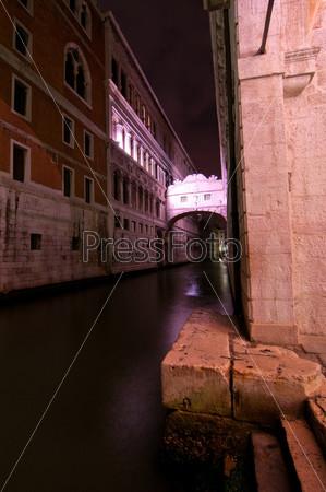 Мост. Венеция, Италия