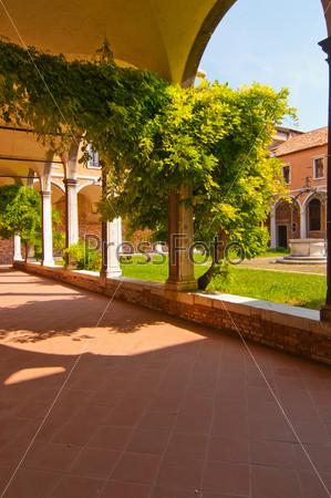Фотография на тему Венеция. Италия. Скуола-деи-Кармини