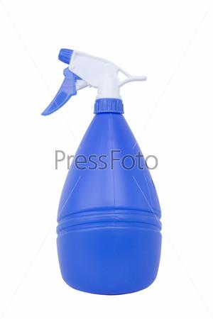 Пластиковый распылитель для опрыскивания растений