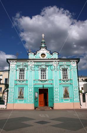 Никольский кафедральный собор. Россия, Республика Татарстан, Казань