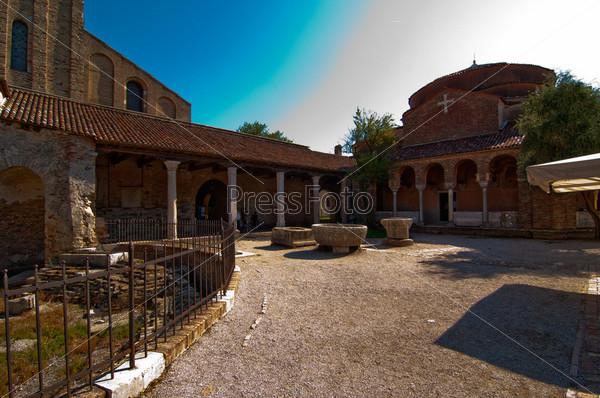 Фотография на тему Торчелло, Венеция, Италия