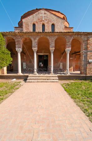 Фотография на тему Венеция, Италия, Торчелло, собор Санта Мария Ассунта