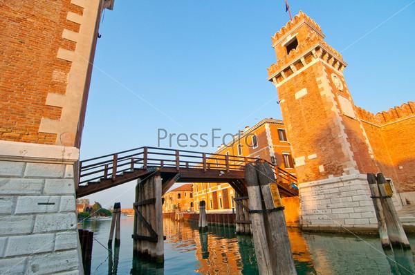 Виа Аррости в Венеции, Италия