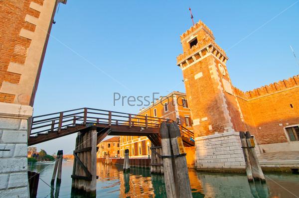 Фотография на тему Виа Аррости в Венеции, Италия